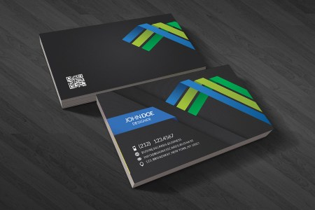 Free Linen Business Card PSD Template   Business Cards Templates Free Linen Business Card PSD Template