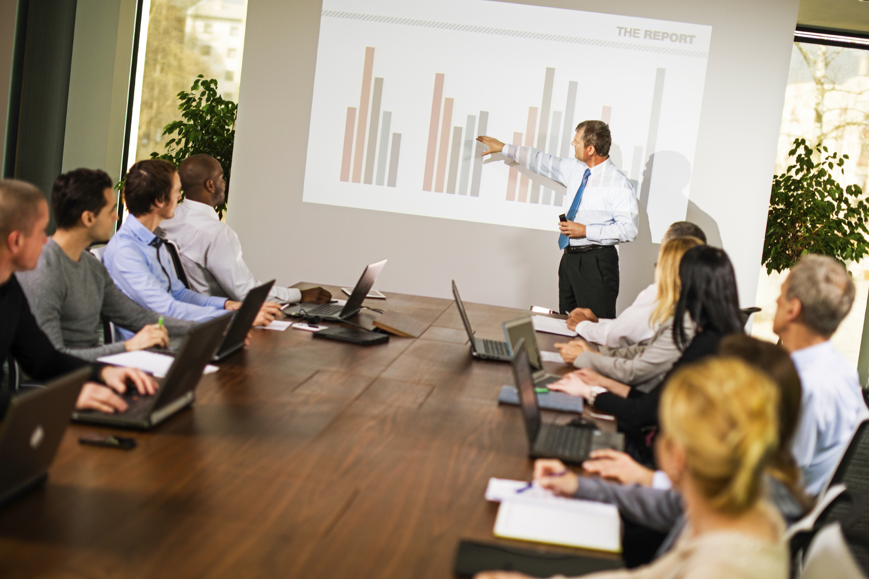 How PowerPoint Presentations Facilitate Improved Office Communications