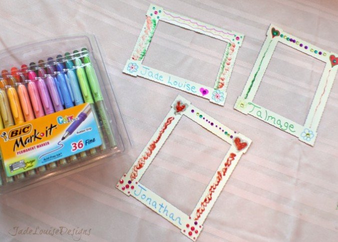 Ideas Craft Frames Using Picture