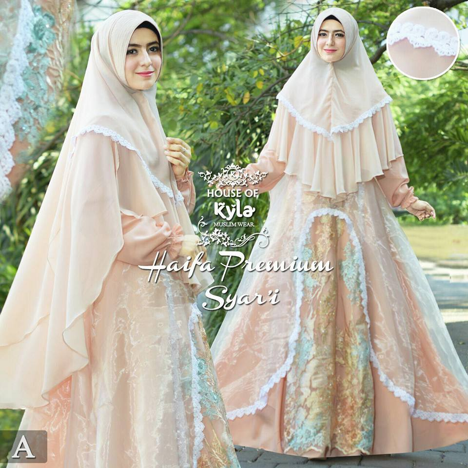 Haifa Syari Premium Salem By House Of Kayla