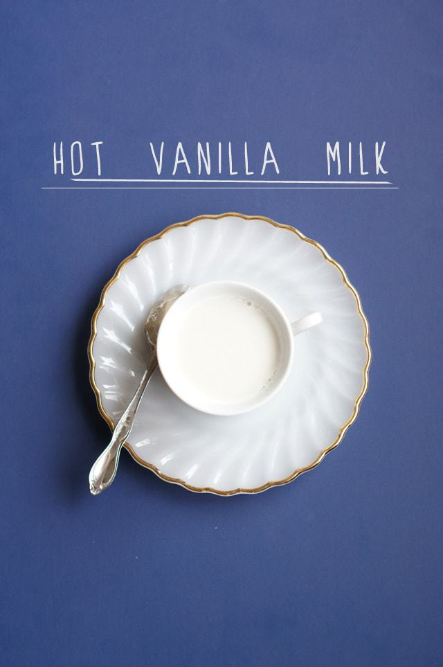 It may look just like a regular cup of milk but this is quite different. It is so easy to make and yet worth the small extra step to get Hot Vanilla Milk!