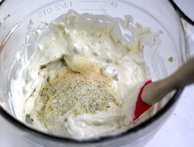 Green Chile Parmesan Dip with Tomatoes: Butter with a Side of Bread