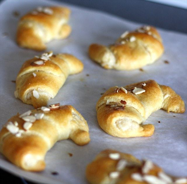 Honey Cream Cheese Croissants: Butter with a Side of Bread