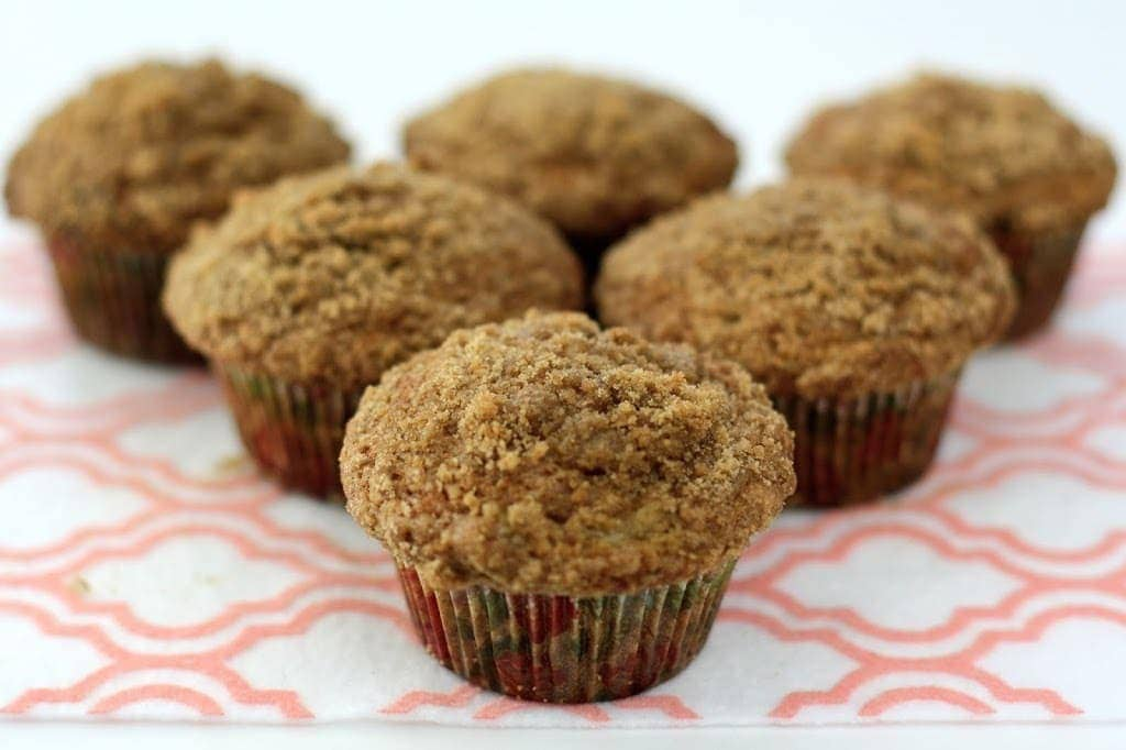 BANANA CRUMB MUFFINS: Butter With A Side of Bread