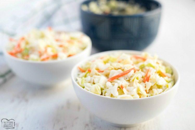 best coleslaw dressing recipe