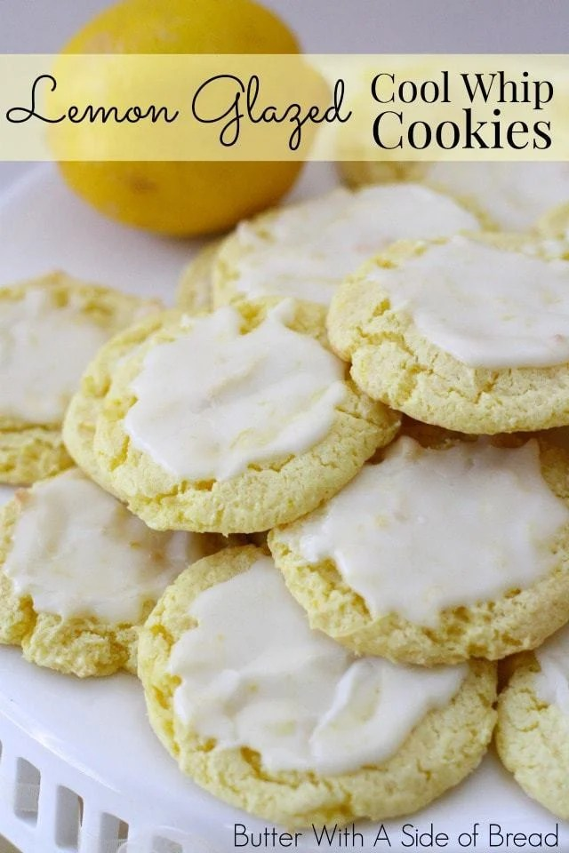 Can I tell you how much I love how simple these cookies are?! I do! I went from craving lemon to eating these soft, chewy lemon cookies in less than 30 minutes. Others roll them in powdered sugar but the dough is so sticky that part drives me crazy. So instead I bake them, then add a bright, fresh lemon glaze that is incredible. Fingers crossed you have a lemon on hand! If not, add it to your grocery list and make these cookies... you won't regret it.