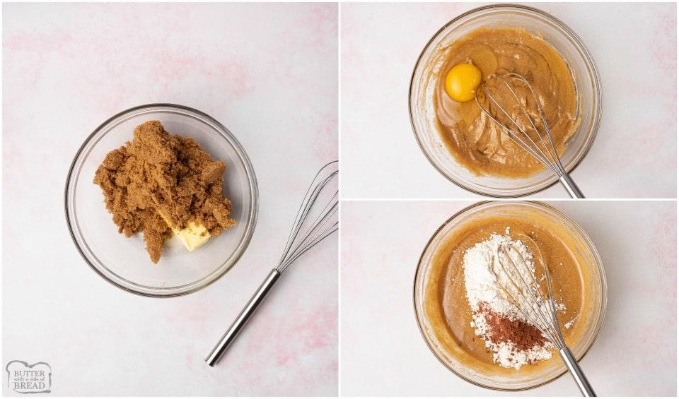 how to make Homemade Red Velvet Brownies recipe