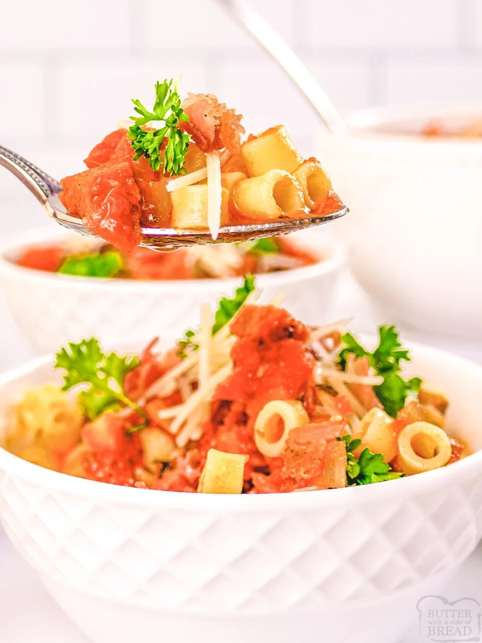How to Make Pasta Fagioli recipe