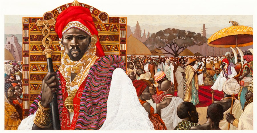 Africa Kings And Great Queens