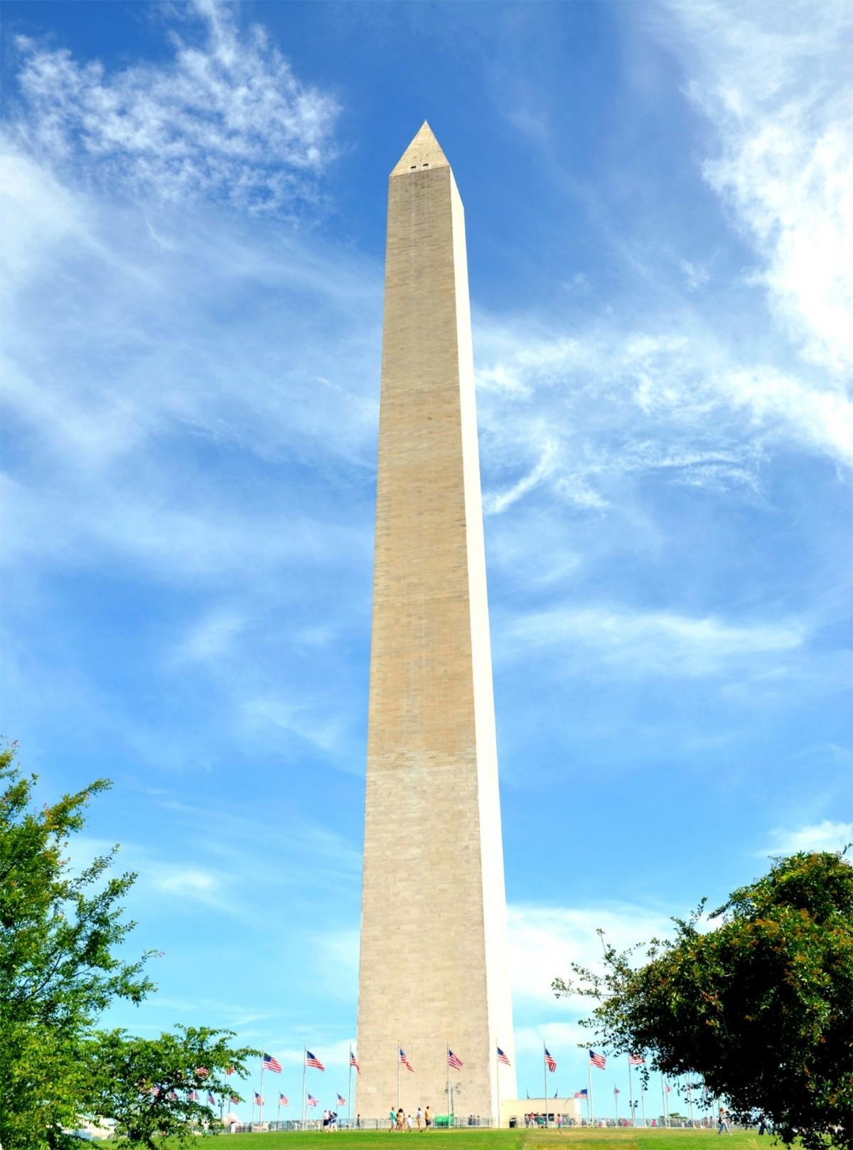 Free Images Needle Monument Landmark Washington