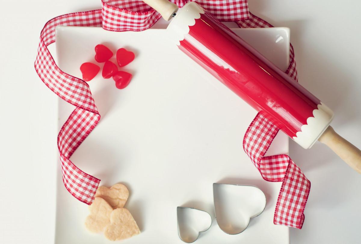 Vintage Christmas Baking