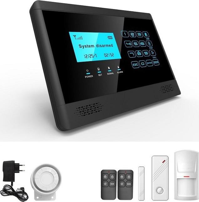 Alarm Gsm 9030 System Wireless