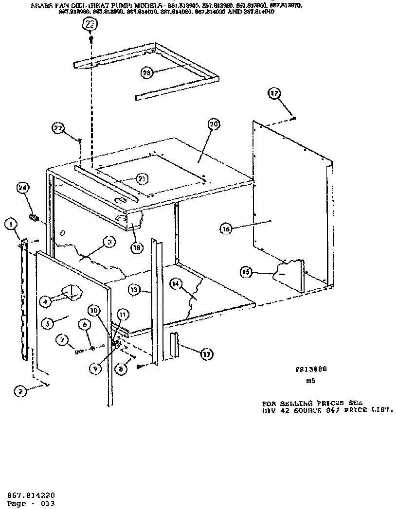 Kenmore heat pumps