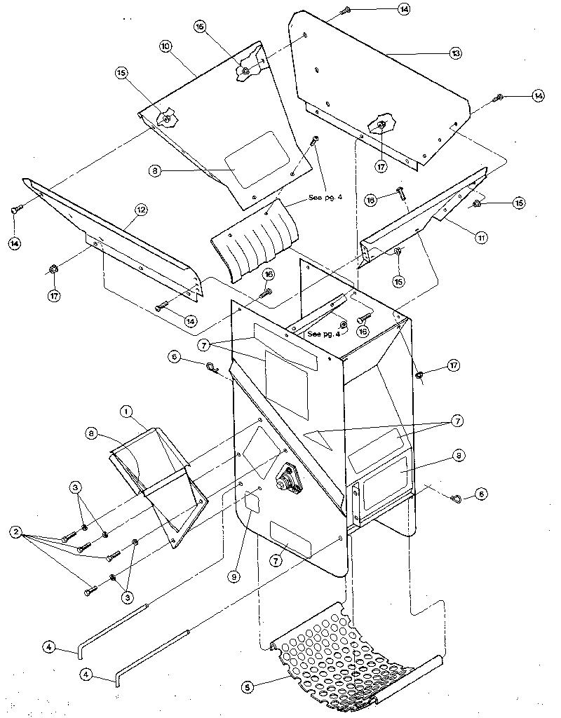 Troybilt super tomahawk chippershredder parts model tomahawk4hp 00048058 00002 1503320html wiring diagram cub cadet 13wx91at056