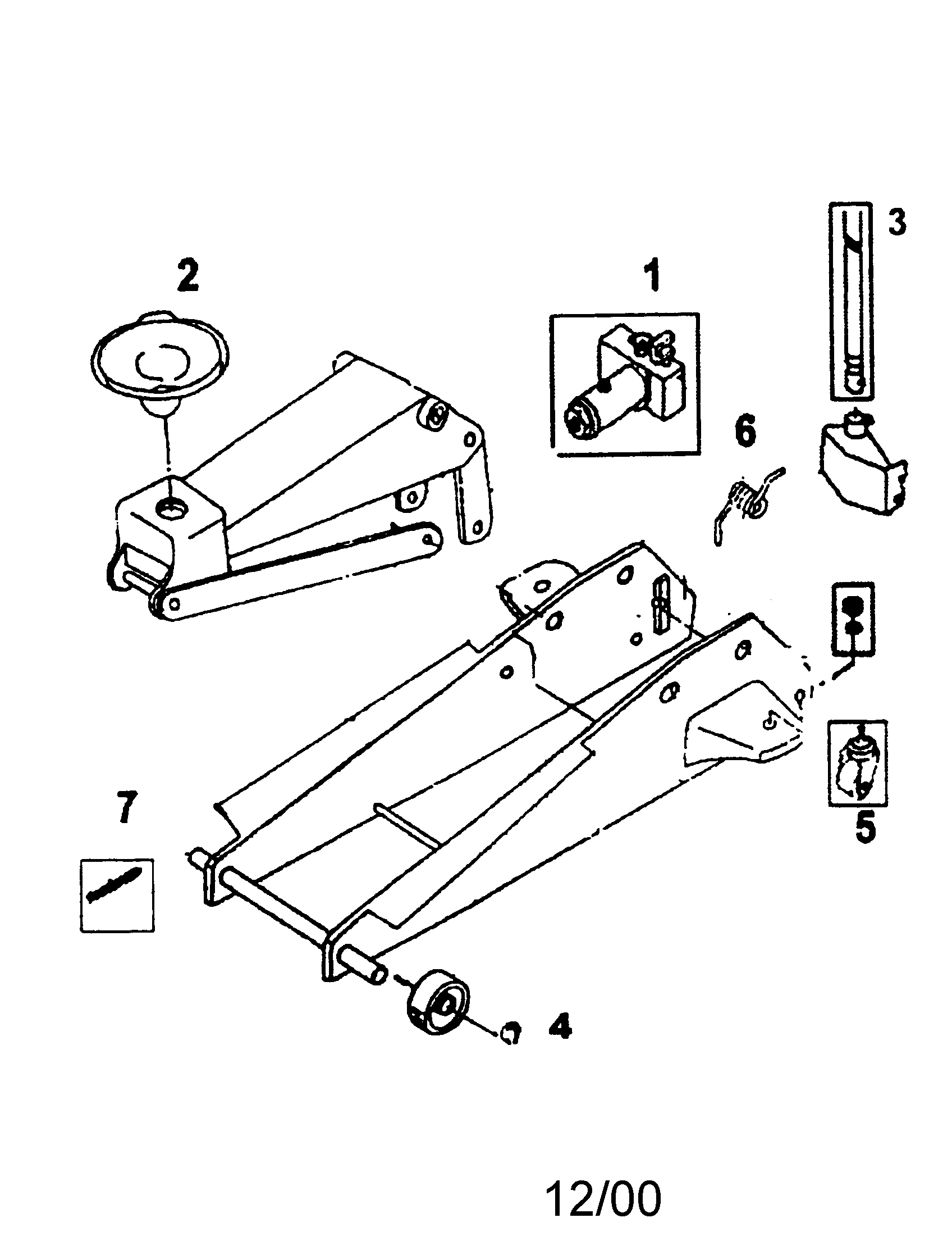 Craftsman model 875501390 jack hydraulic genuine parts rh searspartsdirect simple hydraulic pump diagram hydraulic gear