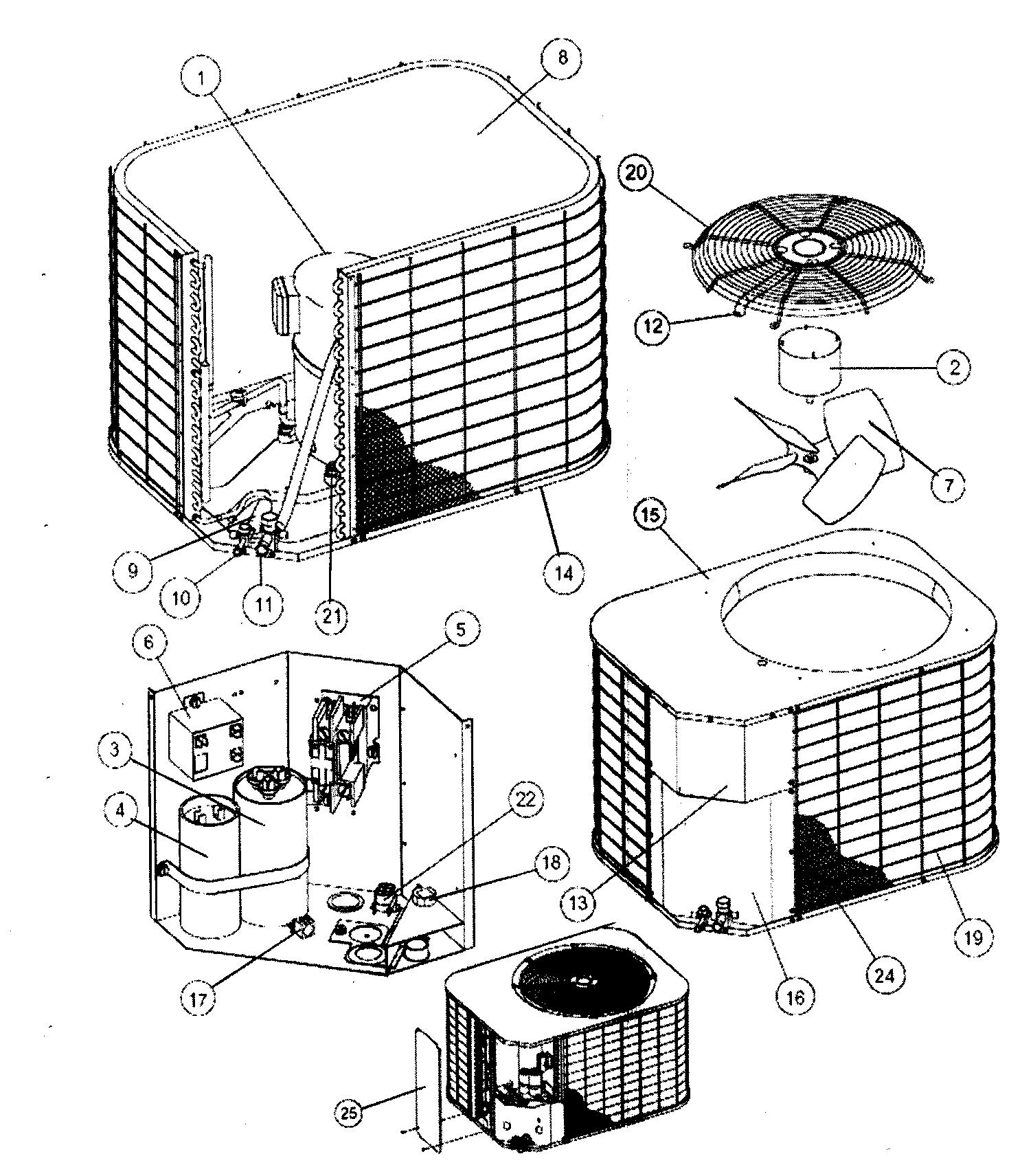 Interesting carrier heat pump parts diagram ideas best image wire