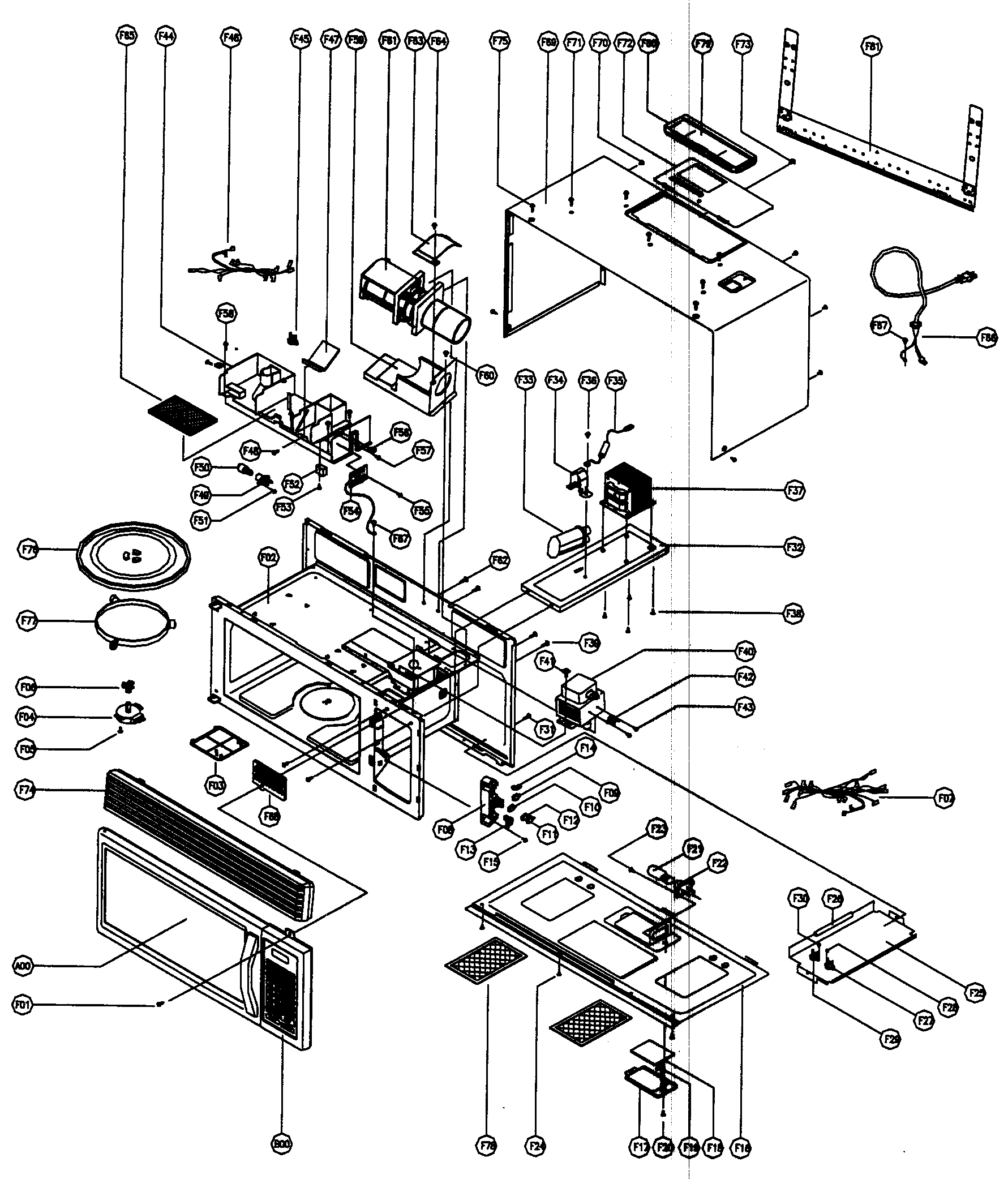 Lovely microwave schematic contemporary wiring diagram ideas