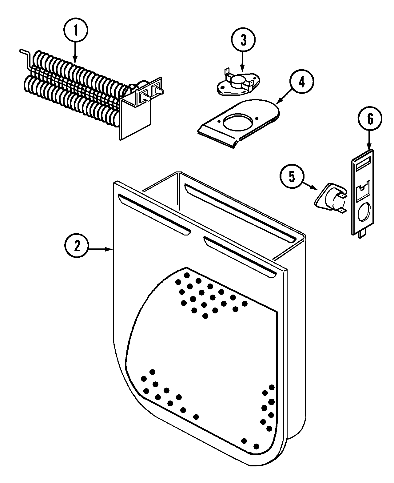 Admiral electric dryer wiring schematic frigidaire elec dryer m0604112 00006 admiral electric dryer wiring schematichtml 4l5t 18c815 ag wiring diagram