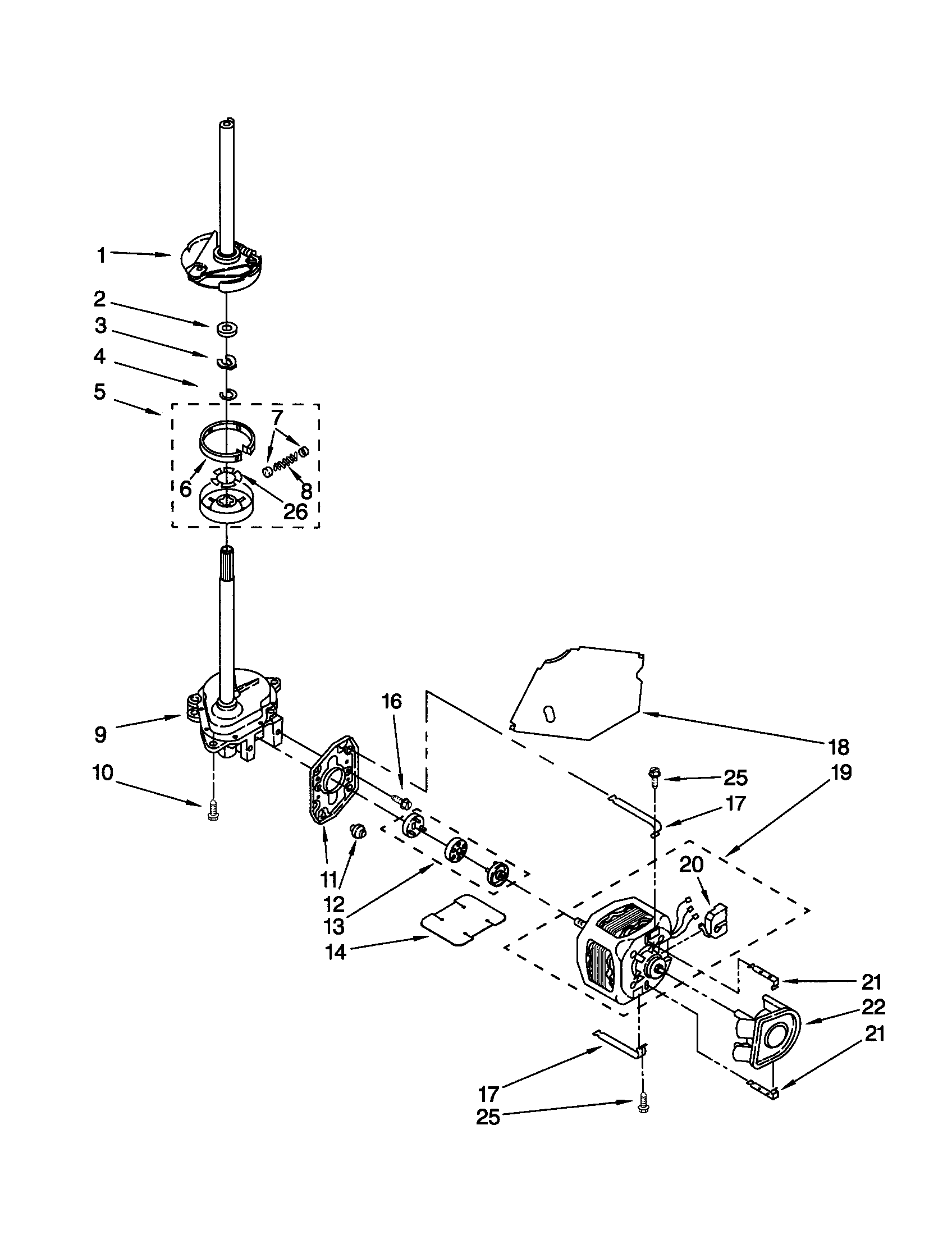Kenmore washer parts model 11022922100 sears partsdirect kenmore 70 series washer diagram kenmore 70 washer parts kenmore 800 series gas diagram on kenmore