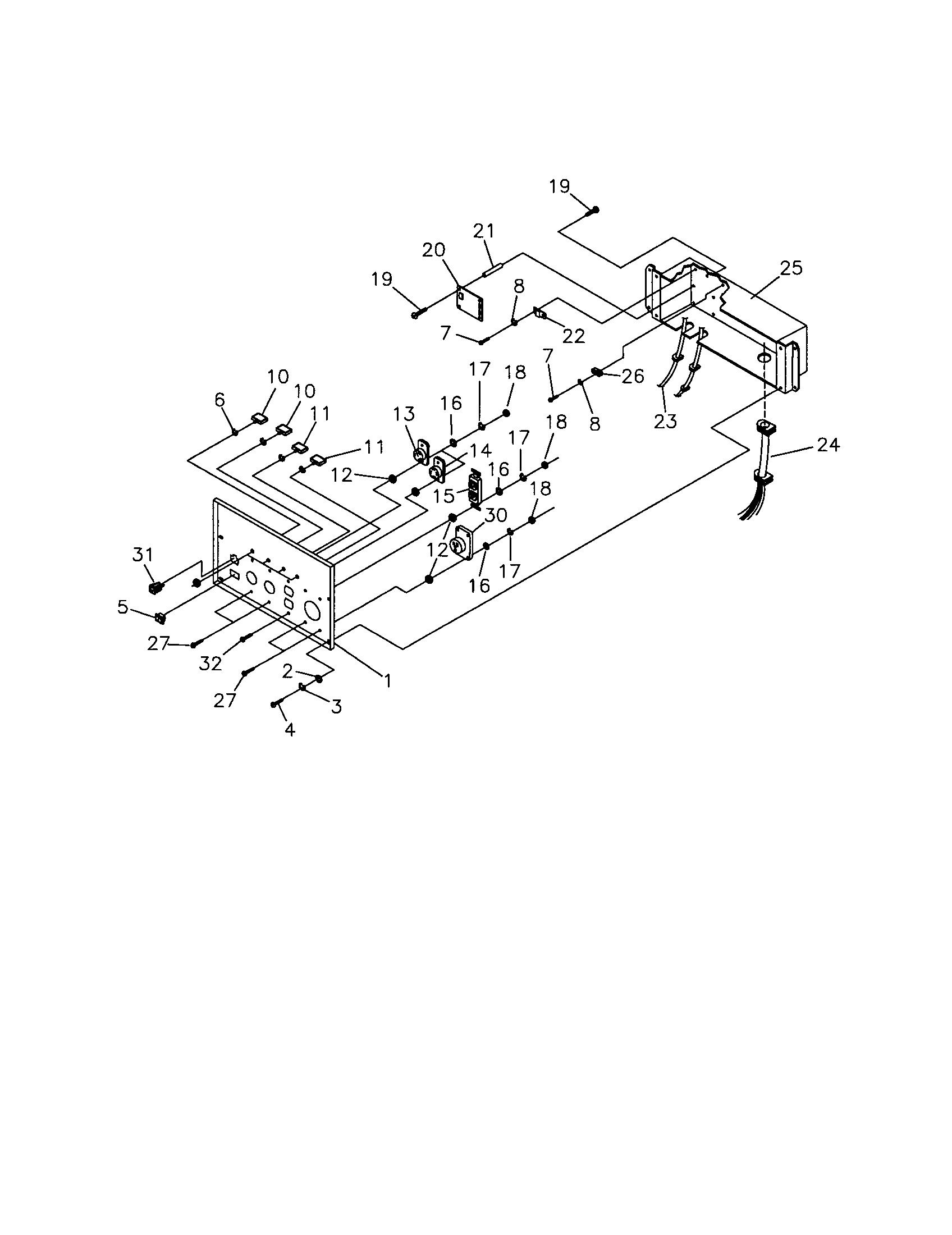 Craftsman craftsman 7500 watt ac generator parts model 580327181 sears partsdirect
