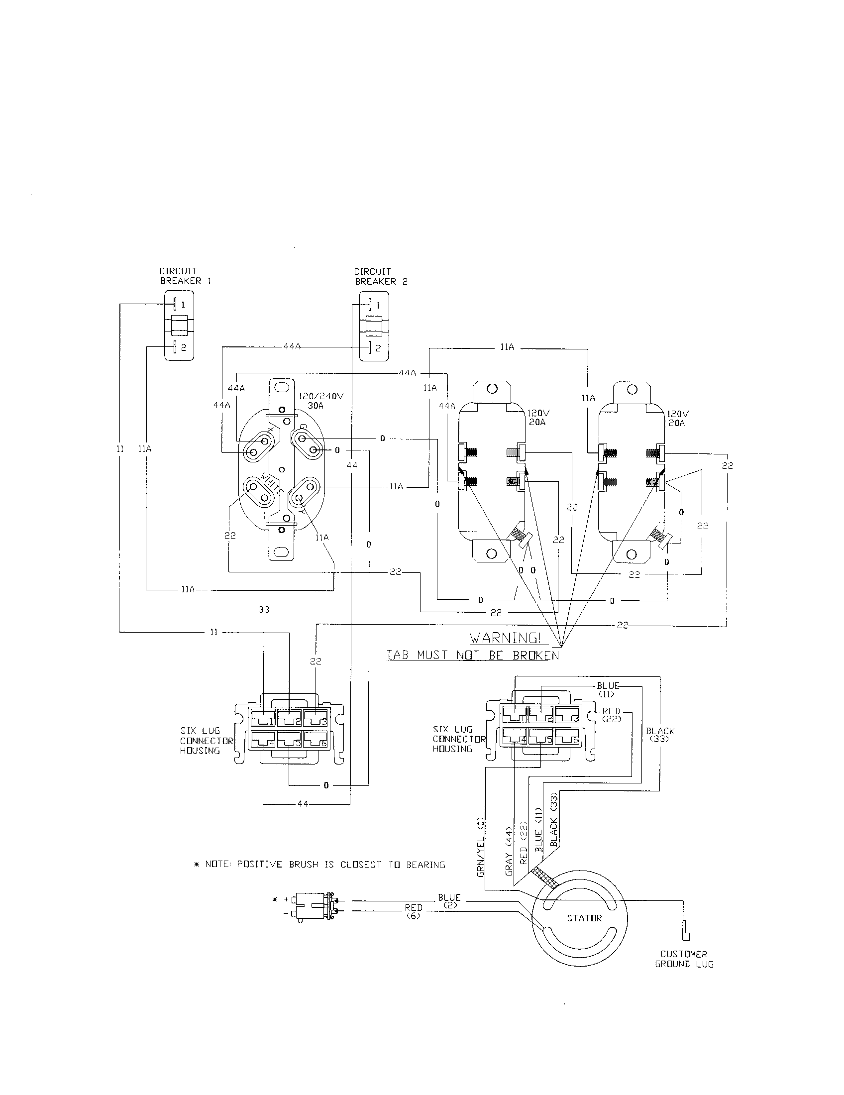 Pretty portable generator wiring schematic pictures inspiration