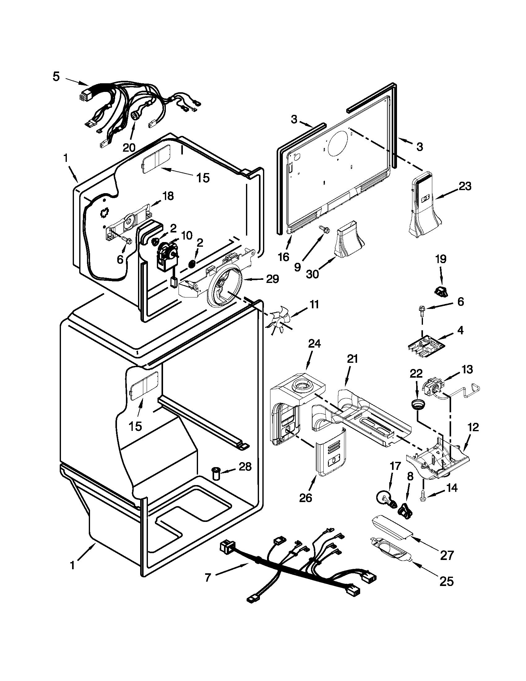 Maytag model m1txegmyb01 top mount refrigerator genuine parts w1304078 00003 0166000html ge model gts18hcmerww wiring diagram ge model gts18hcmerww wiring
