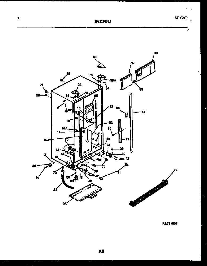 Excellent frigidaire refrigerator parts diagram frigidaire refrigerator parts diagram 880 x 1130 · 12 kb ·