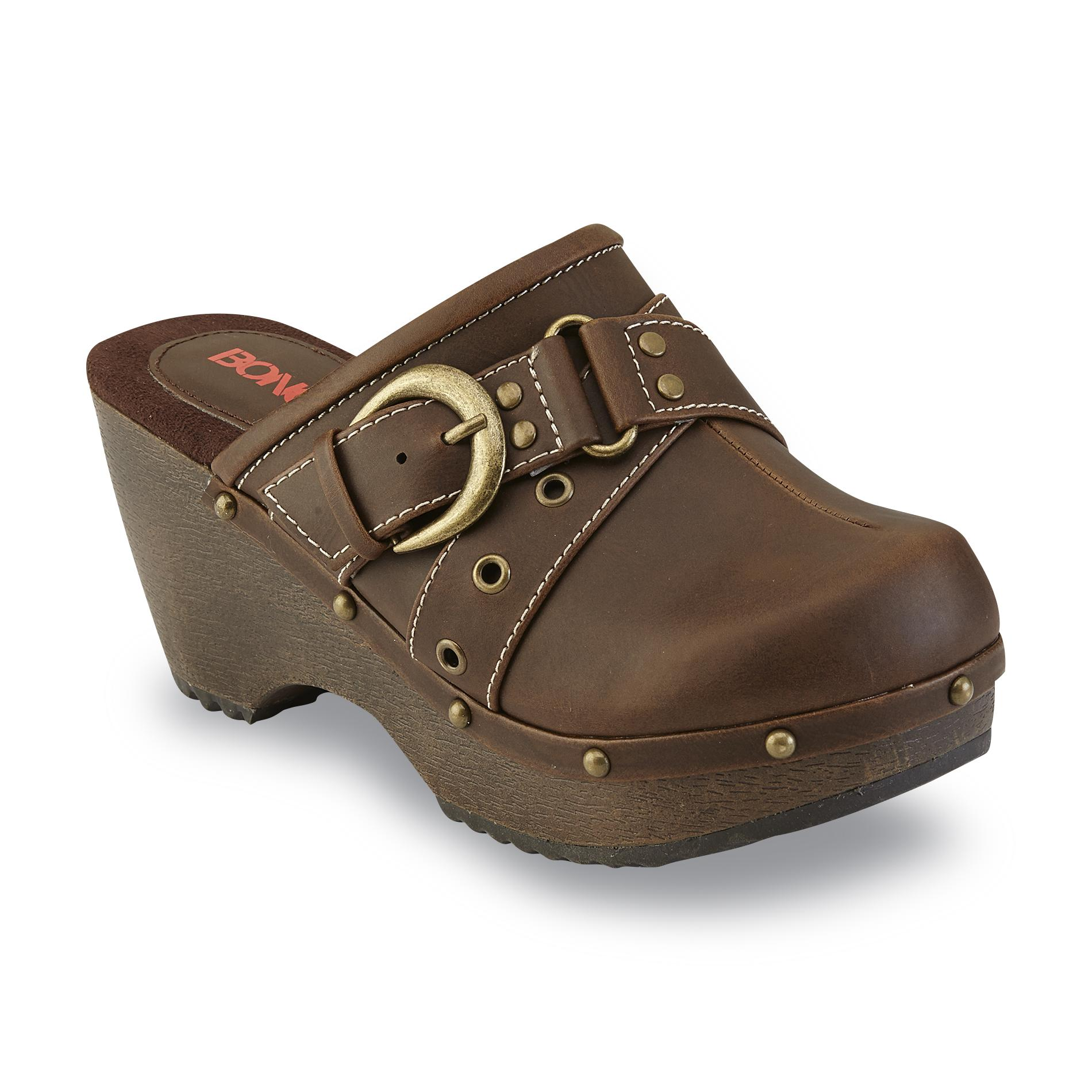 Bongo Women's Maegan Brown Clog