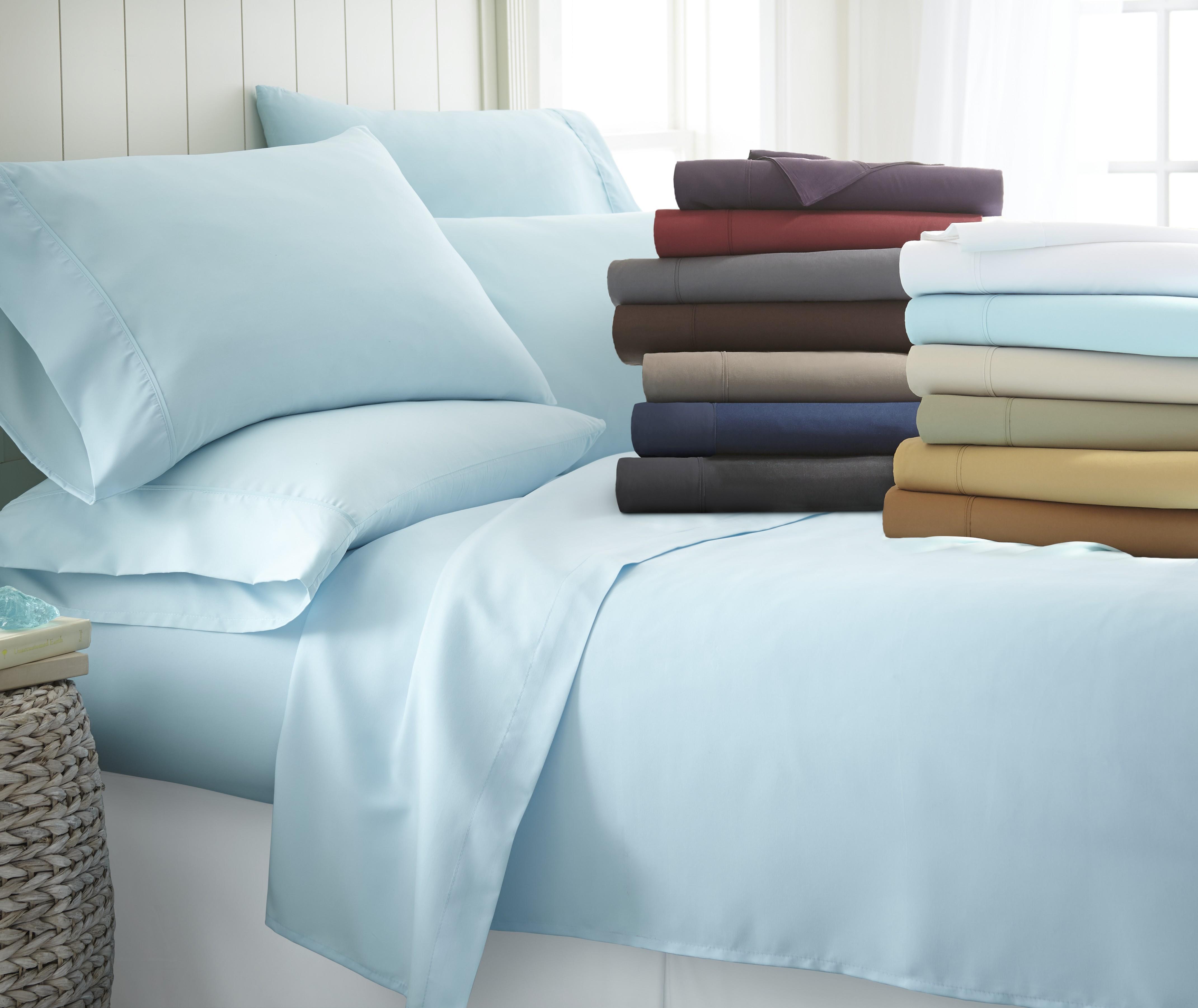 Premium Ultra Soft 6 Piece Bed Sheet Set - Home - Bed ...