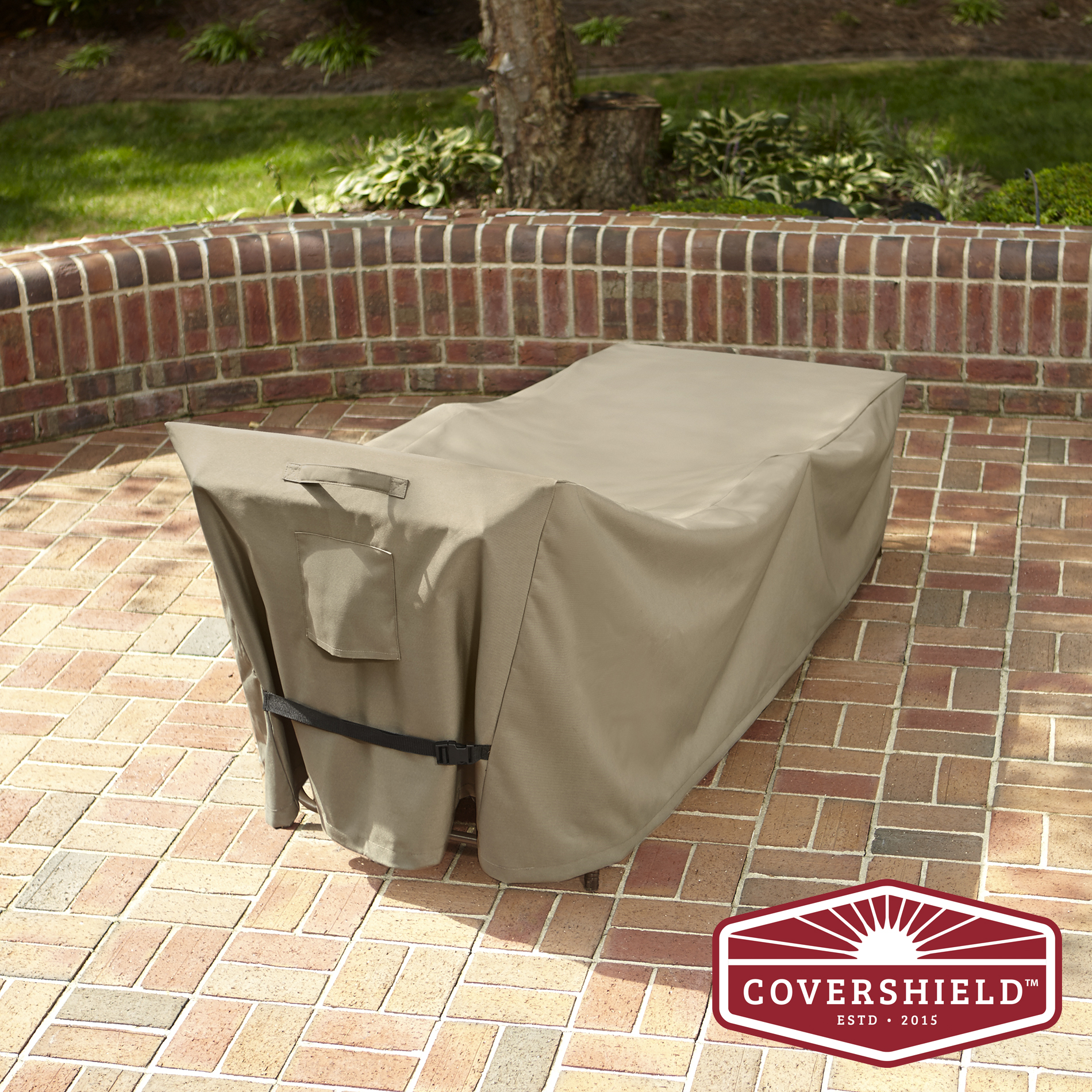 Covershield Chaise Cover Elite Outdoor Living Patio