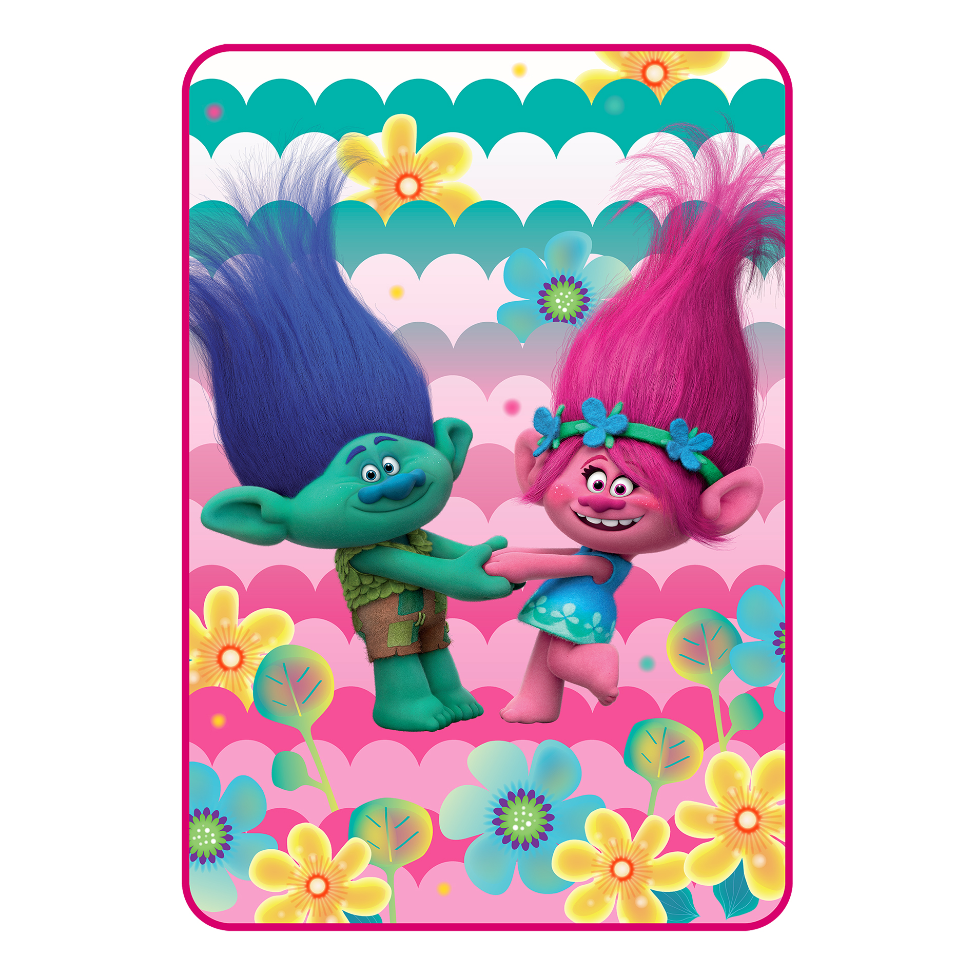 Trolls Bedding Tktb
