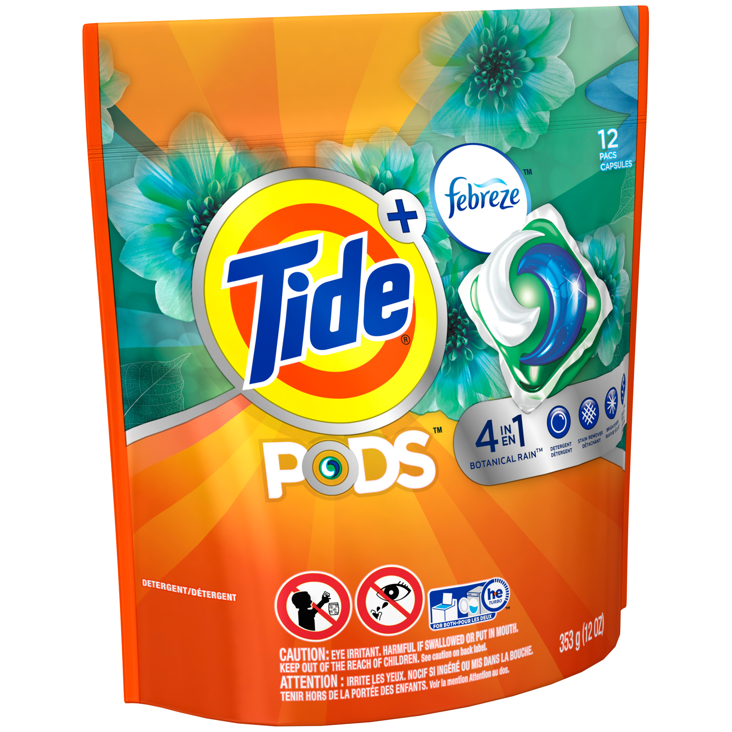 Detergent He Laundry Cold Tide Water