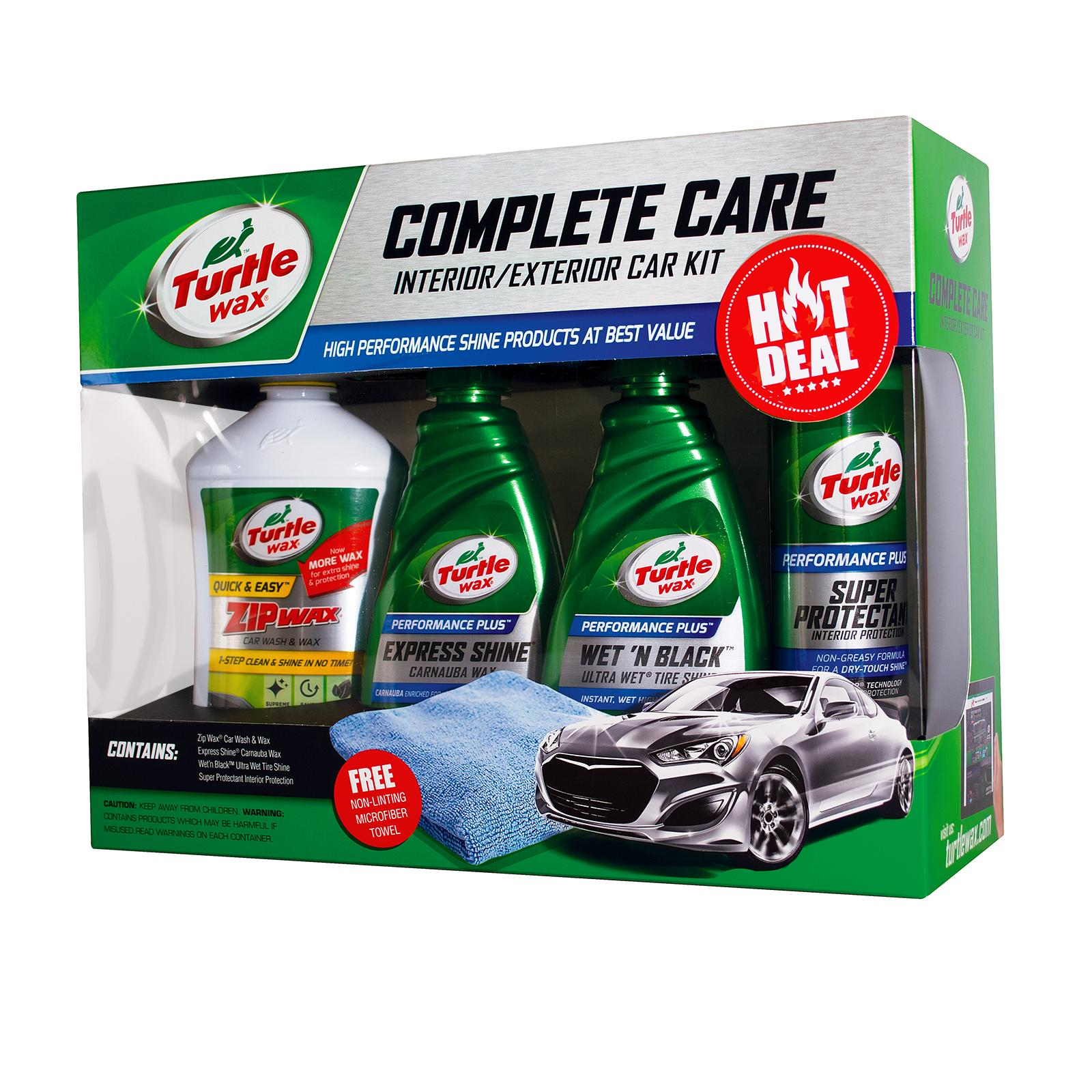 Turtle Wax Car Products