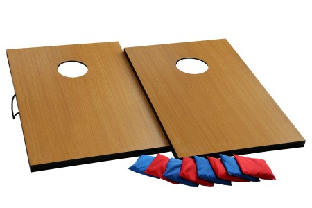 Swell Best Diy Cornhole Boards Bean Bag Toss Calgary Diy Gmtry Best Dining Table And Chair Ideas Images Gmtryco