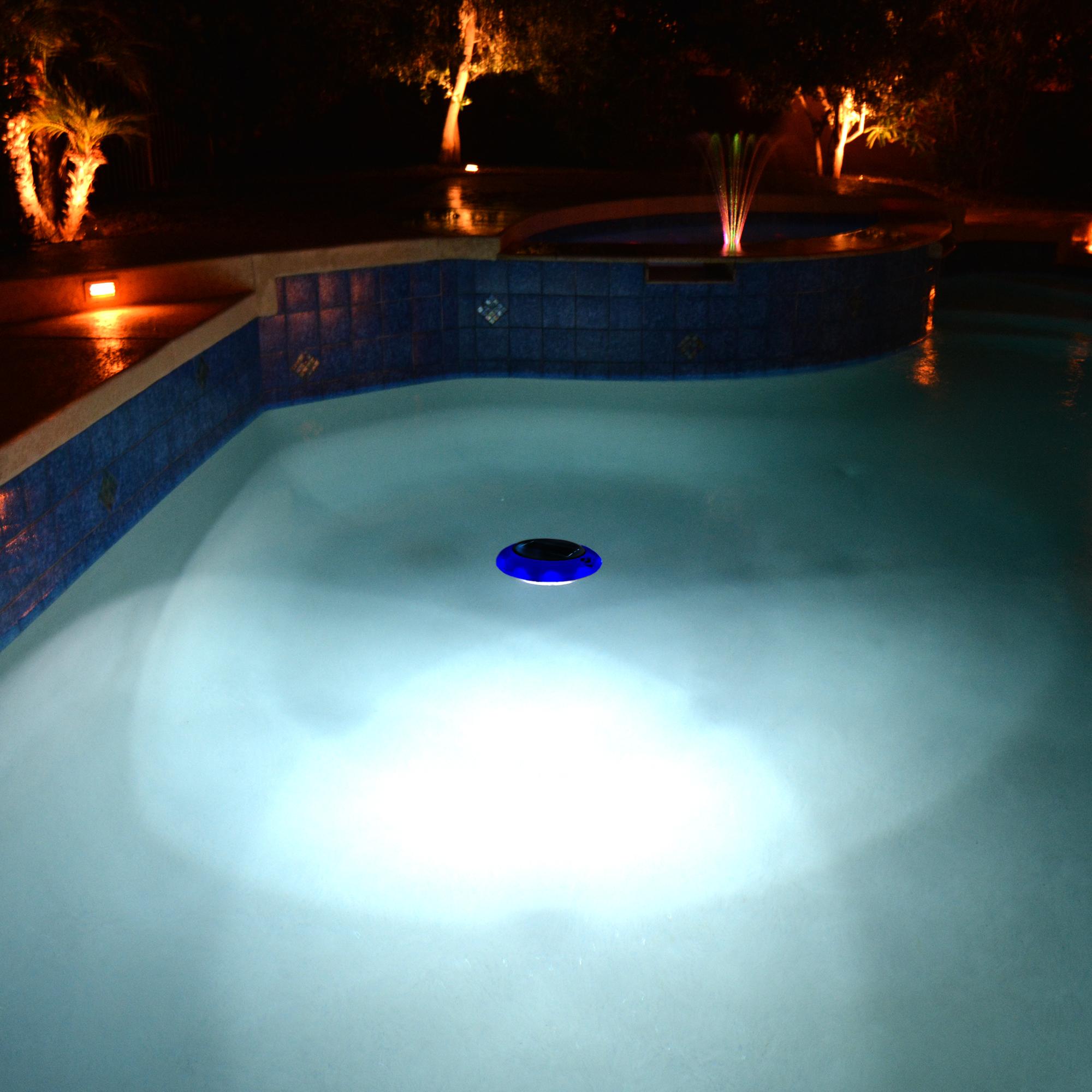 Floating Led Pool Lights