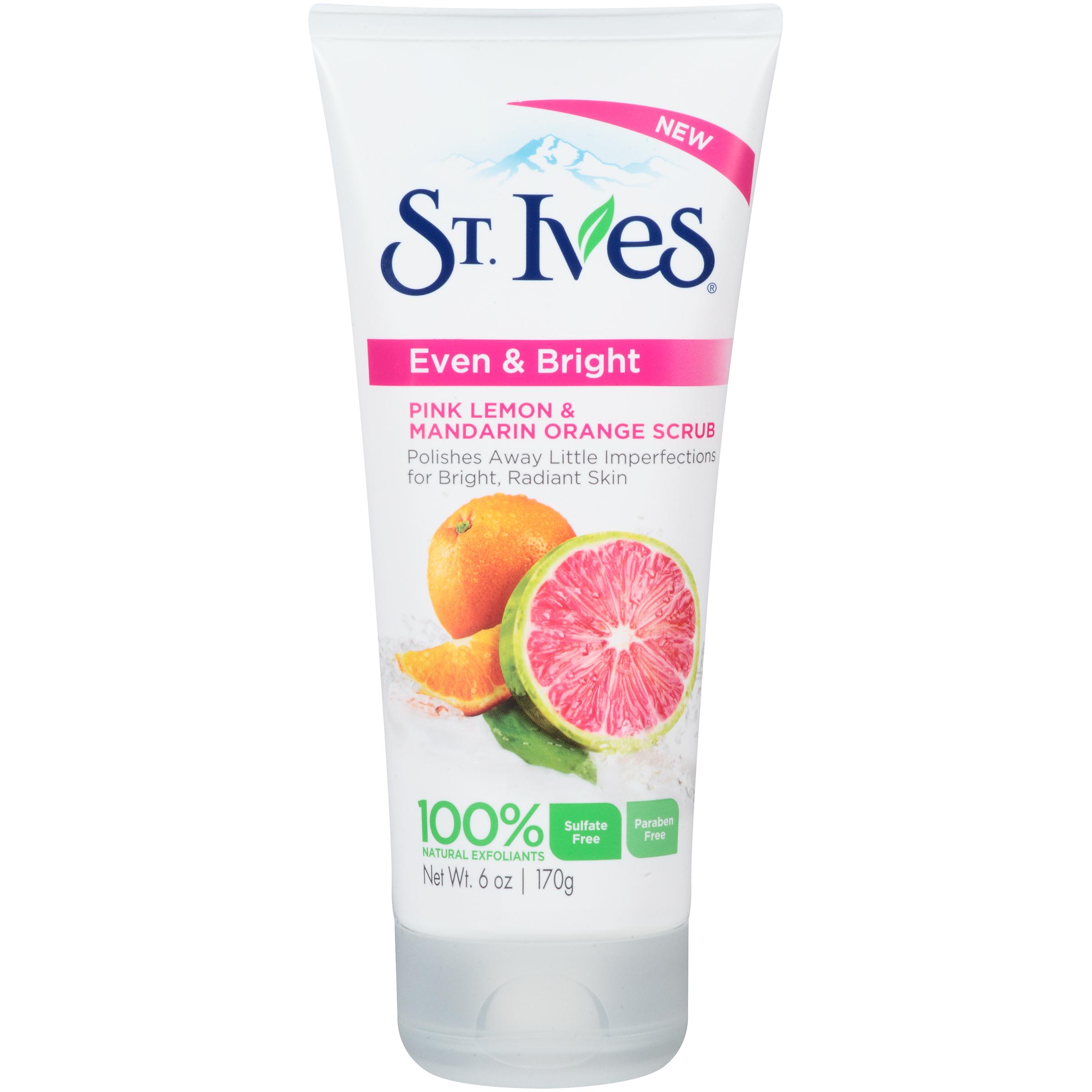 Ives Fresh Scrub Skin St