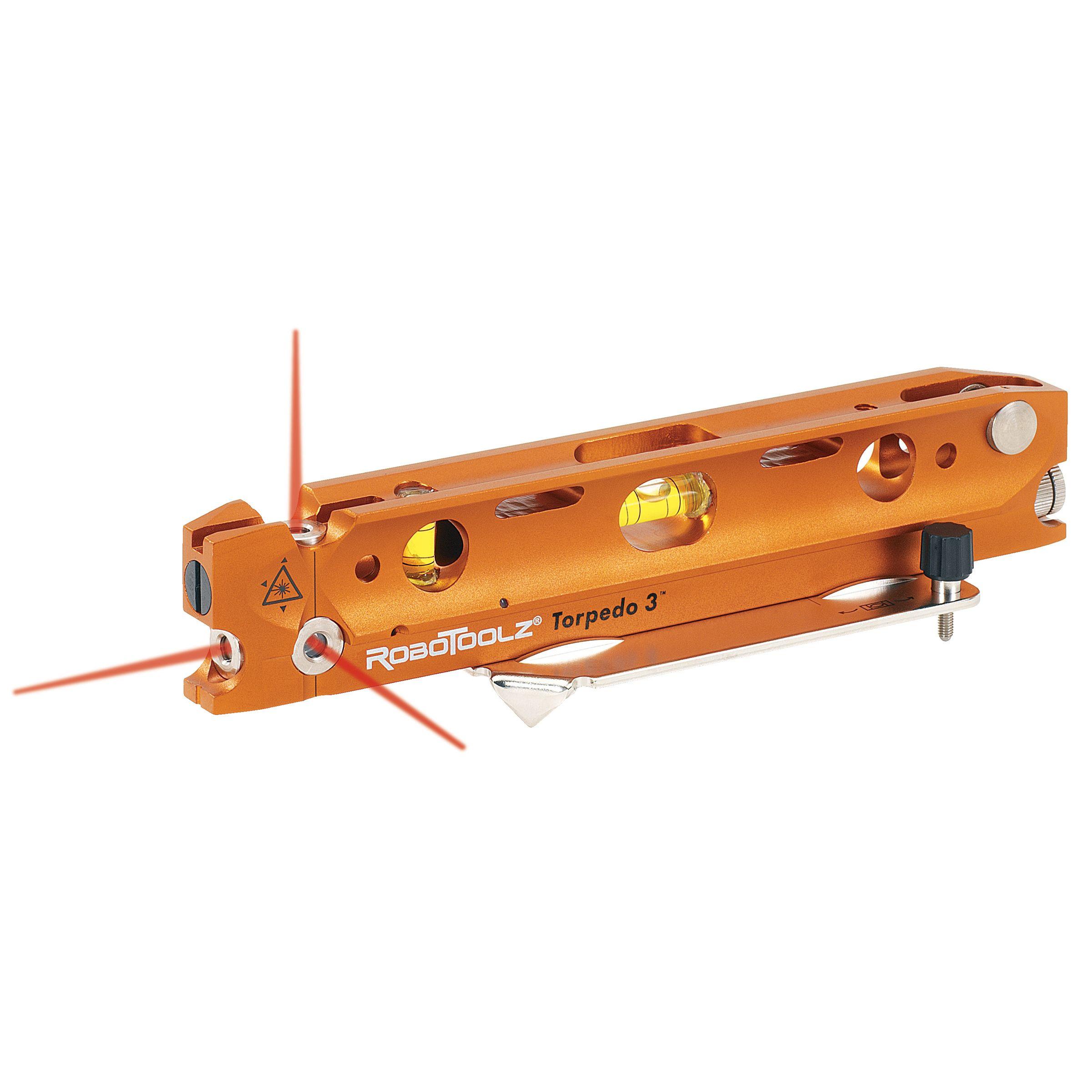 Level Beam Torpedo Robotoolz 3610 3 3 Laser 3
