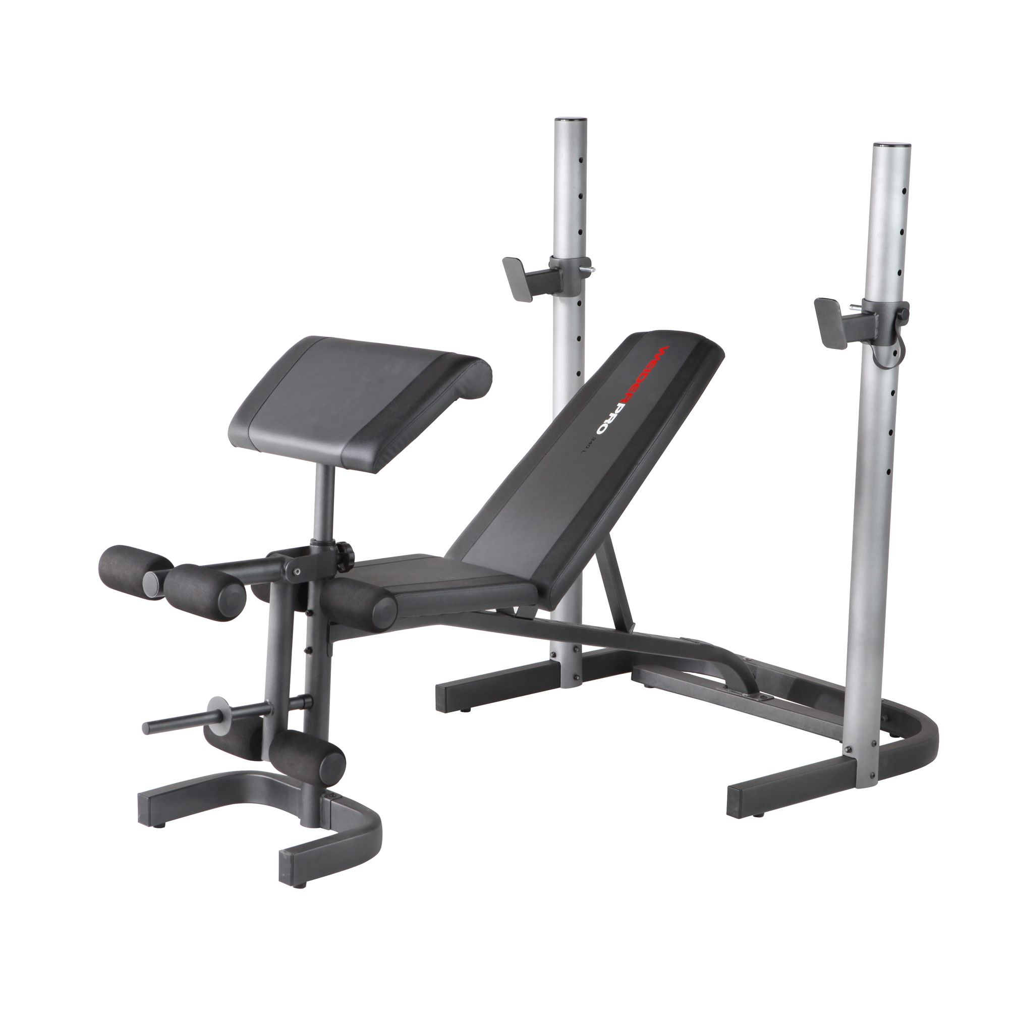 Weider Pro 340 Weight Bench Get Health Club Quality At