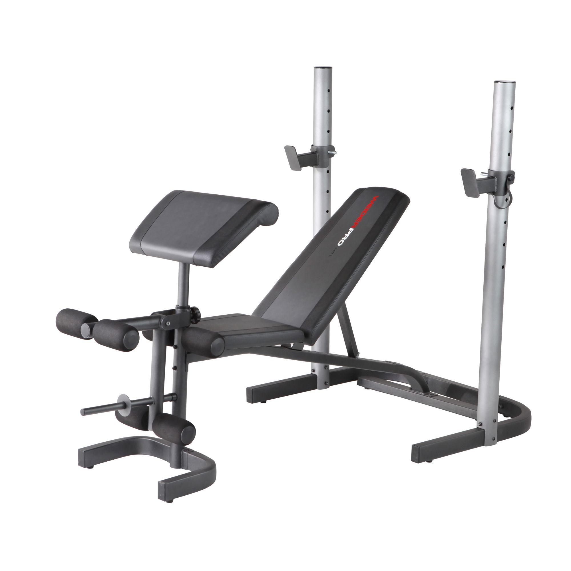 Weider Pro 340 L Weight Bench