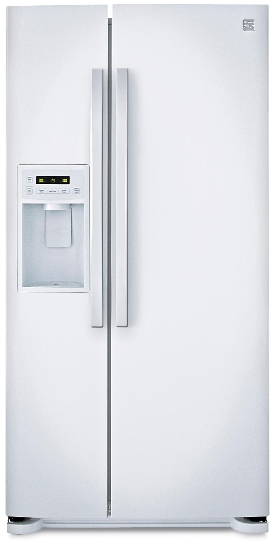 Kenmore Ice And Water Filtration System