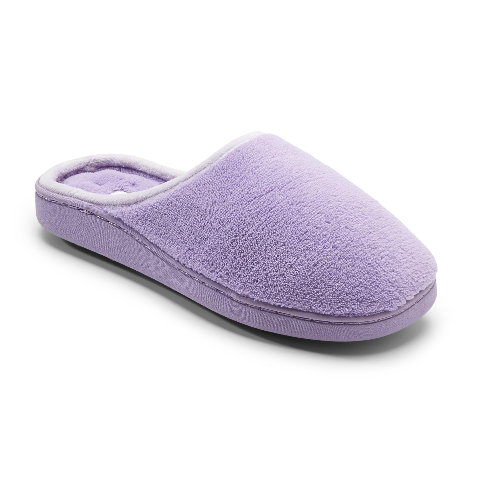 Pink K Women's Maude Purple Clog Slipper