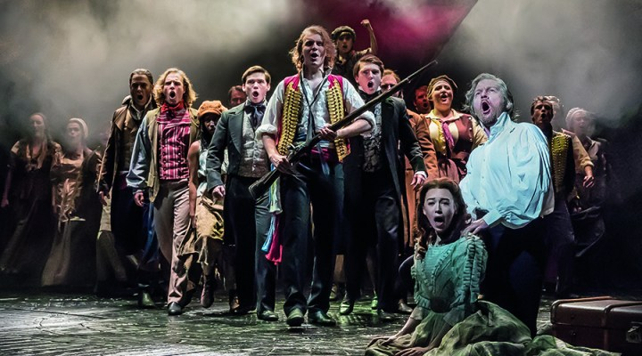 Les Miserables Tickets and Dates Les Mis   rables