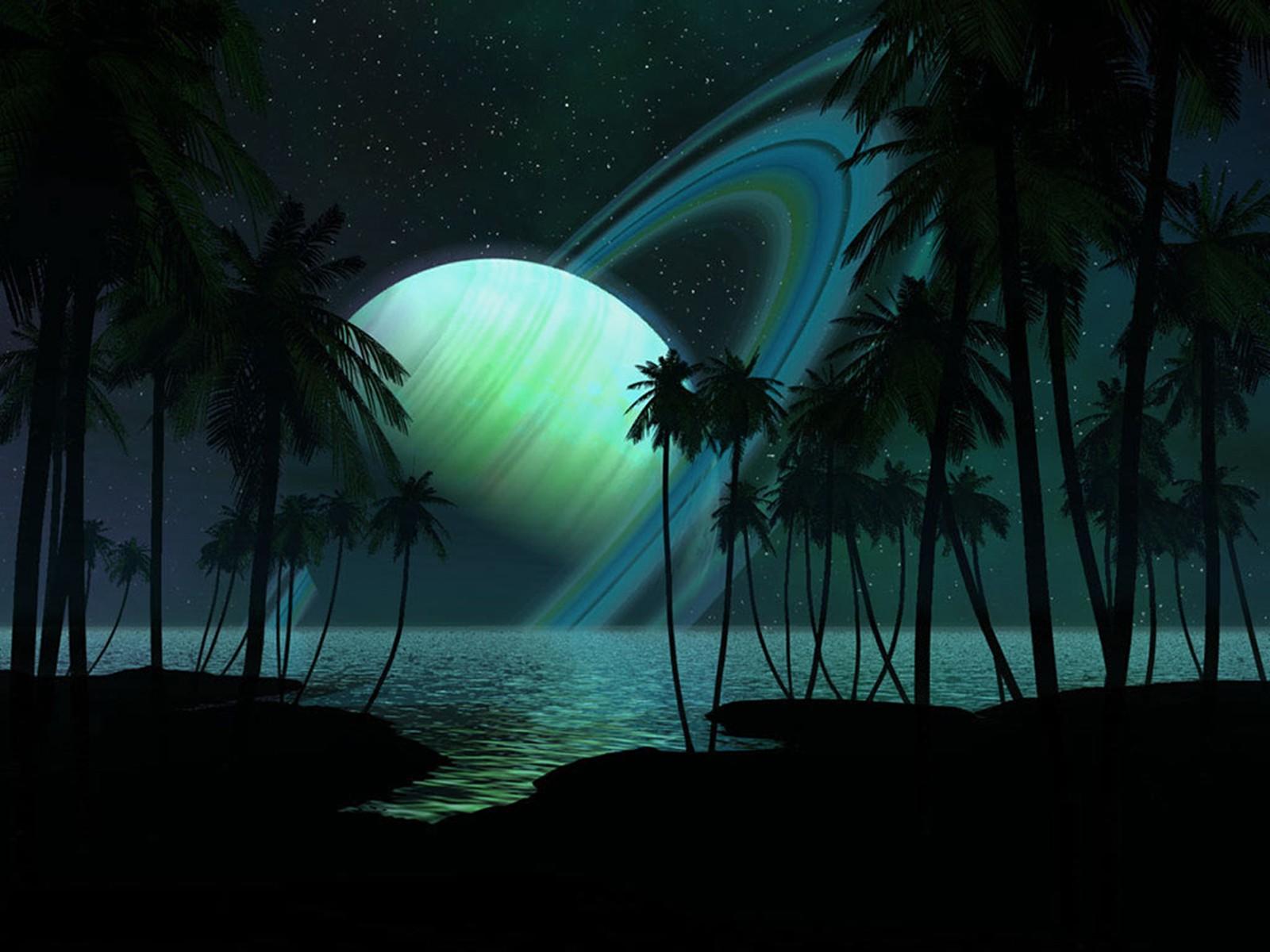 Desktop Wallpaper Night Sky