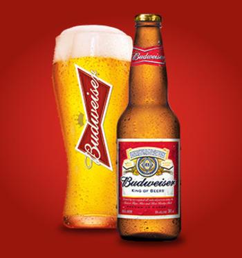 budweiser beer calories - 350×374