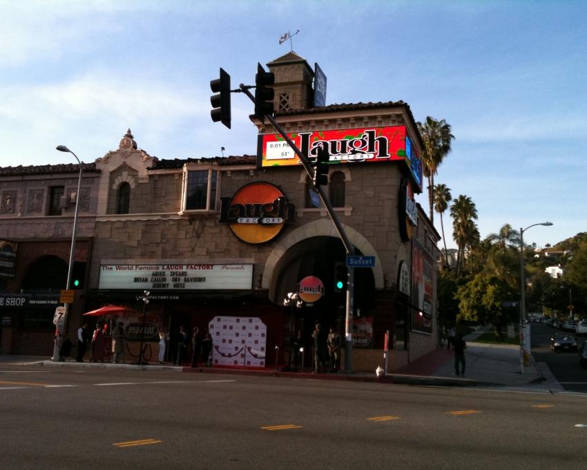 Restaurants Near Laugh Factory Chicago
