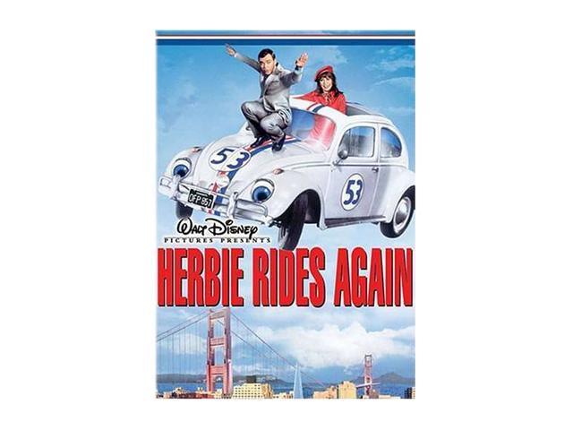 herbie rides again opening dvd - 640×480