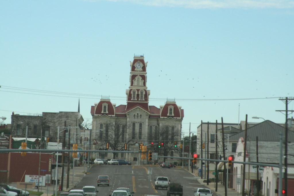 Downtown Weatherford Tx Asazeke670 Flickr