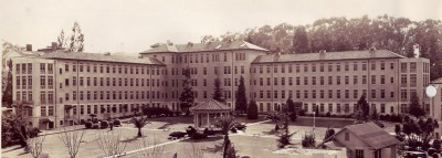 Mare Island Naval Shipyard, CA Hospital 1920s Ward Additio ...