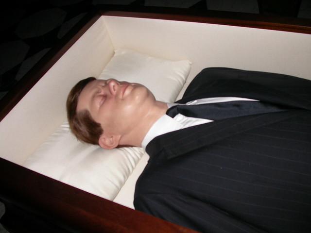 Pictures Jfk Jr Dead Body