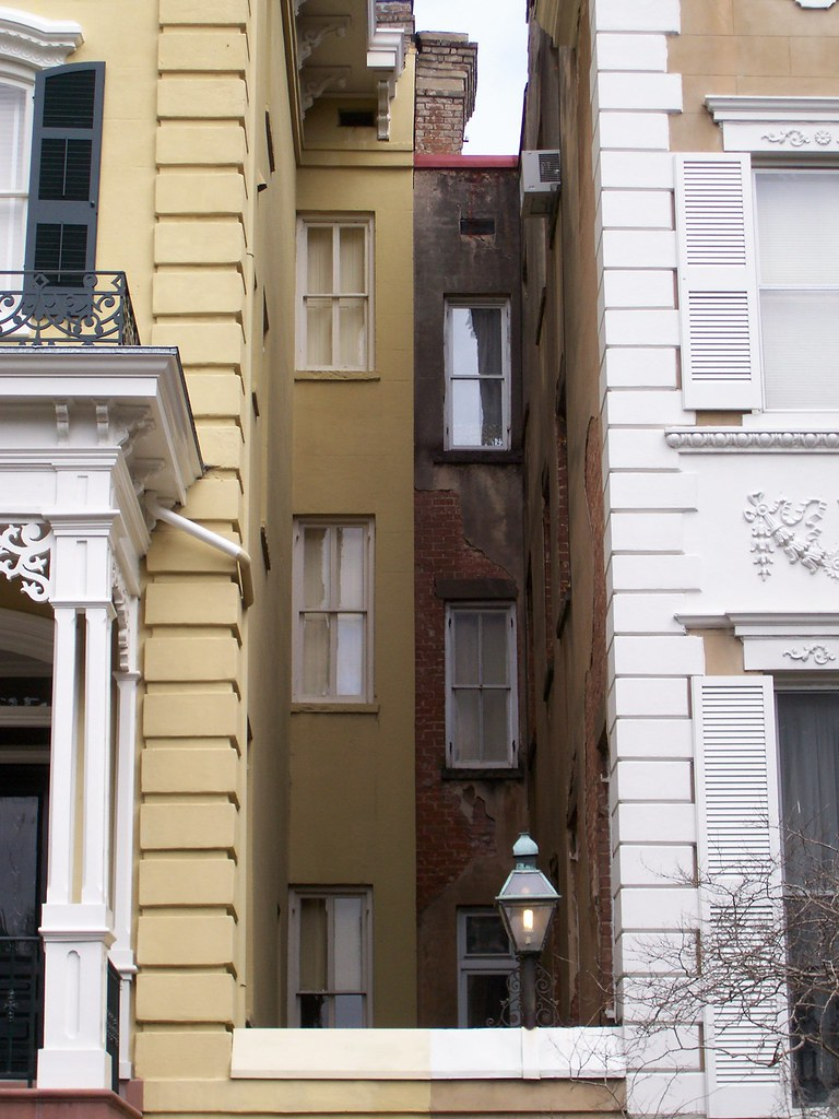 Adjoining Houses | Adjoining houses in Savannah, GA | Bill ...